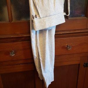 Medium Victoria secret jogging pants